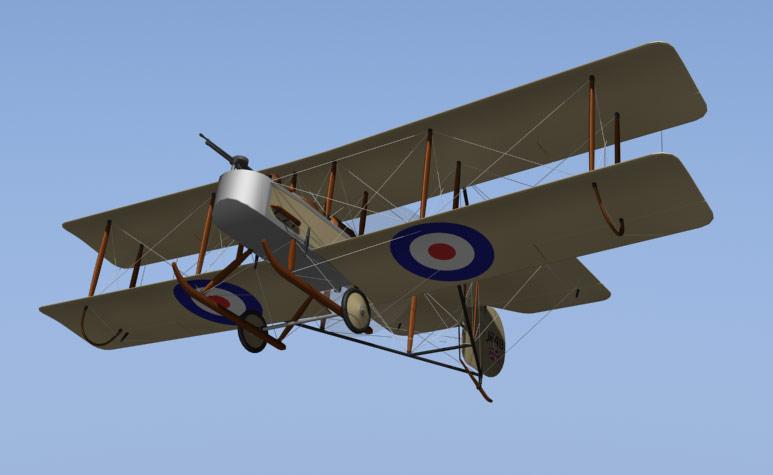 Vickers F B 5