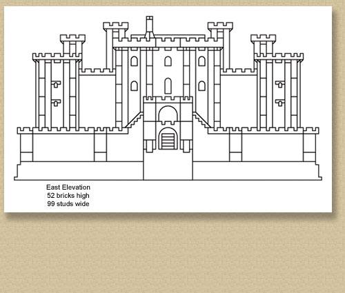 Harlech pics for Castle bed plans pdf