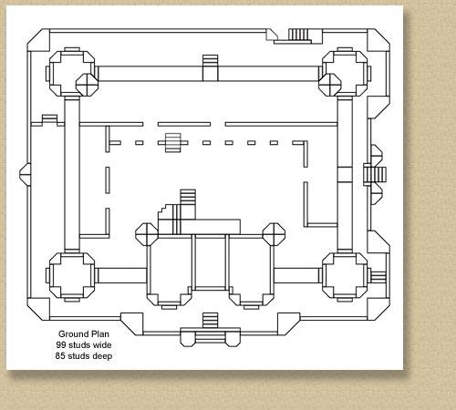 Harlech Castle Floor Plan ValinePics Photos